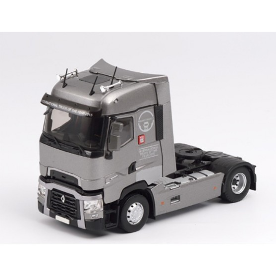 """Renault T520 High """"Truck Of The Year 2015"""" Grigio 1:43"""