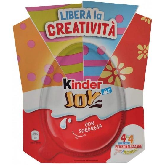 """Kinder Joy T4 """"Libera La Creatività"""" 1cf 4pz"""