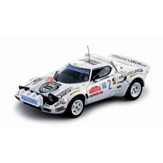 LANCIA STRATOS HF 2 Tony/M.Mannini Winner 1979 Rallye Sanremo 1:18