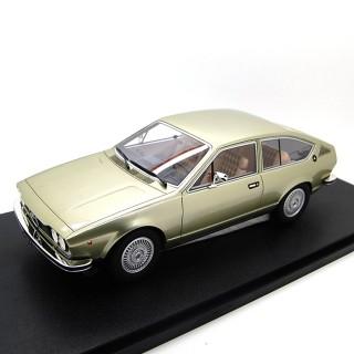 Alfa Romeo Alfetta GT 1976 Green Metallic 1:18