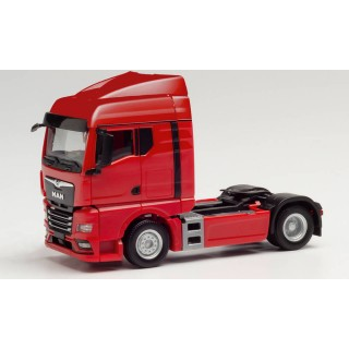 MAN TGX GM Red 1:87
