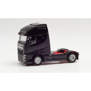 Volvo FH Globetrotter XL nero 1:87