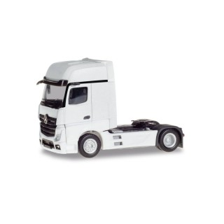 Mercedes-Benz Actros Gigaspace White 1:87