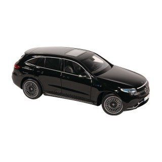 Mercedes-Benz EQC 2020 Black 1:18