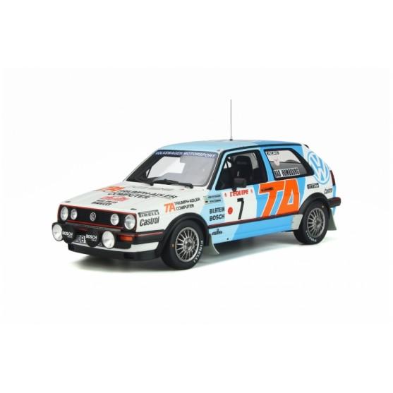 Volkswagen Golf Mk.2 GTI 16V Gr.A Monte-Carlo 1987 Kenneth Eriksson 1:18