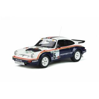 Porsche 911 SC RS 1984 Rally Costa Smeralda Henri Toivonen 1:18
