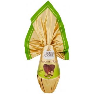 Ferrero Rocher Pasqua d'Oro Cioccolato al Latte con Nocciole 225 g