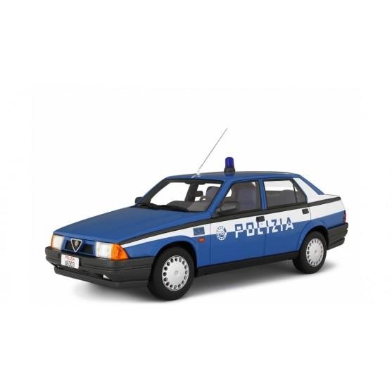 Alfa Romeo Alfa 75 1.8 IE 1988 Polizia Stradale 1:18
