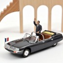 Citroën SM Présidentielle 1995 Jacques Chirac 1:43
