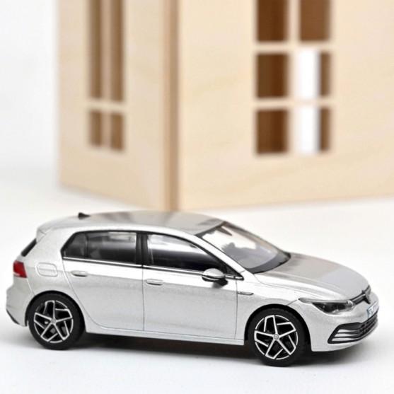 Volkswagen Golf VIII 2020 Silver 1:43
