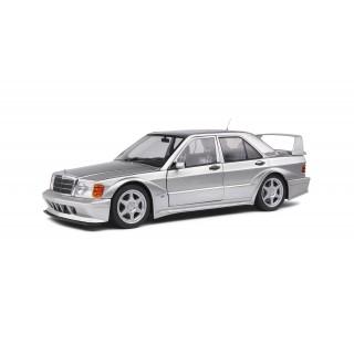 Mercedes-Benz 190E Evo2 1990 Silver 1:18