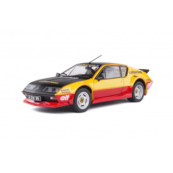 Alpine A310 Pack GT 1983 Calberson Evocation 1:18