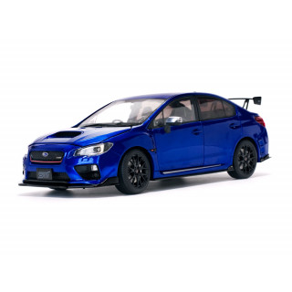 SUBARU S207 NBR Challenge Package Blue 2015 1:18