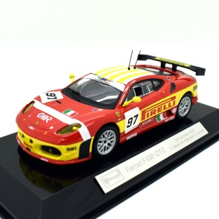 Ferrari F430 GTC 24h Lemans 2008 Signature Series Red 1:43