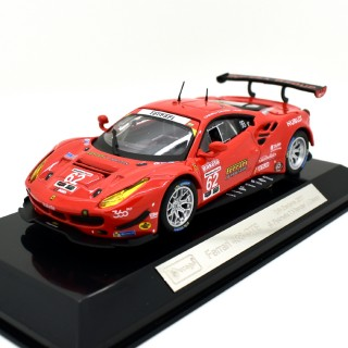 Ferrari 488 GTE 2017 Signature Red 1:43
