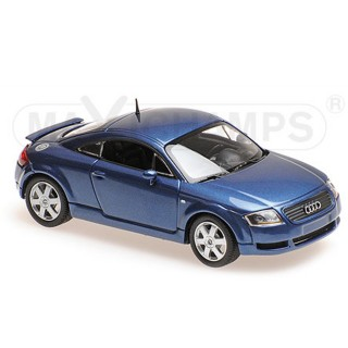 Audi TT 1998 Blue Metallic 1:43