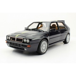 Lancia Delta Integrale Evolution II Club HF 1992 Black 1:18