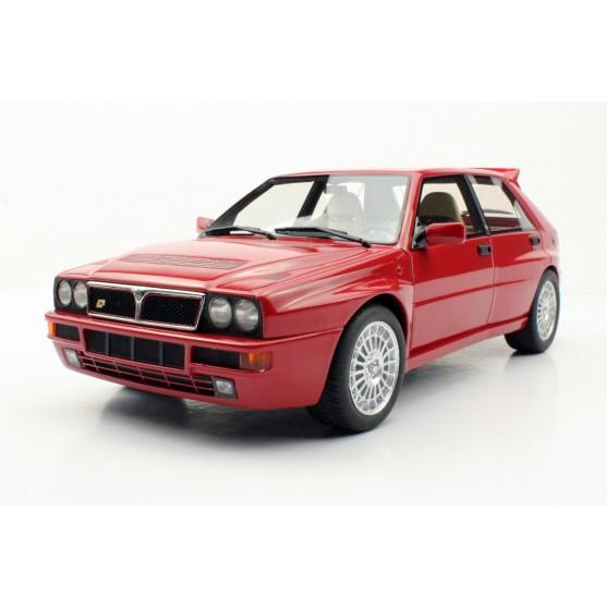 Lancia Delta Integrale Evolution II 1992 Dealers Edition Red 1:18