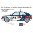 Lancia Delta HF integrale Martini Racing Kit 1:24