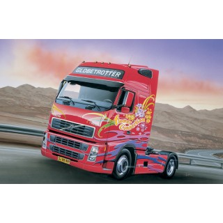 Volvo FH16 Globetrotter Kit 1:24