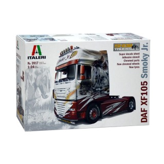 Daf  XF105 Smoky Jr.  Kit 1:24