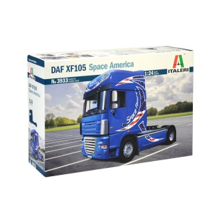 DAF XF 105 Space America Kit 1:24