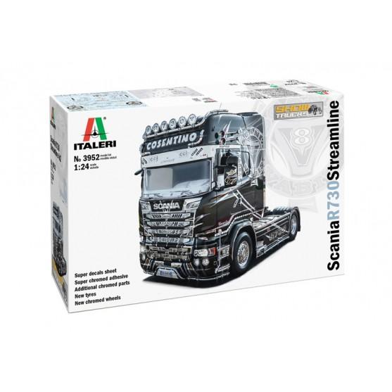 Scania R730 Streamline Cosentino kit 1:24