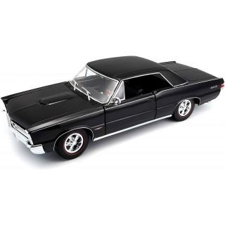 Pontiac GTO Hurst Edition (1965) Black 1:18