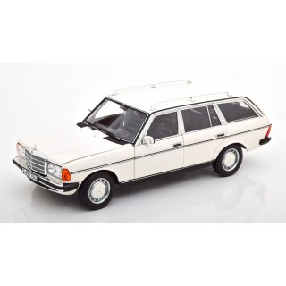 Mercedes-Benz 200 T 1982 S123 White 1:18
