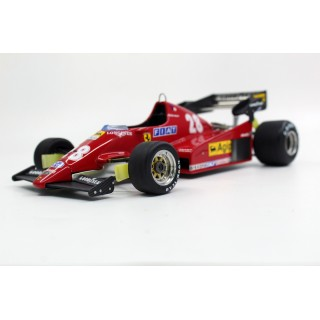 Ferrari 126 C2B 1983 Arnoux 1:18