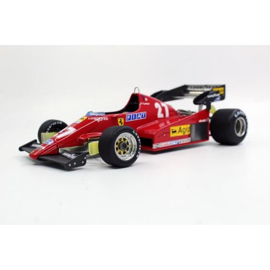 Ferrari 126 C2B 1983 Patrick Tambay 1:18