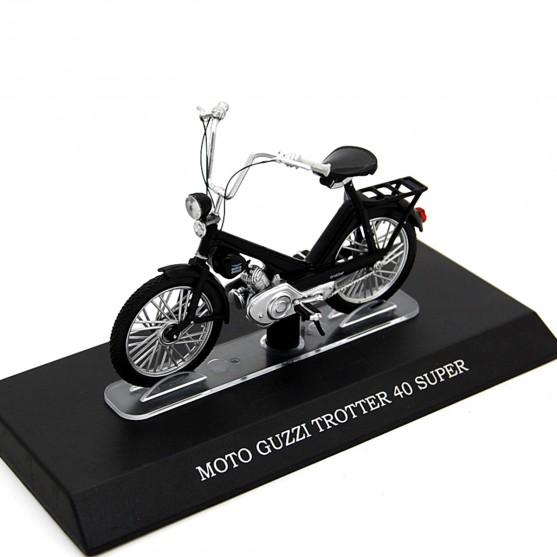 Moto Guzzi Trotter 40 Super ciclomotore 1:18