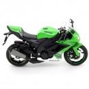 Kawasaki Ninja ZX-10R Green 1:12