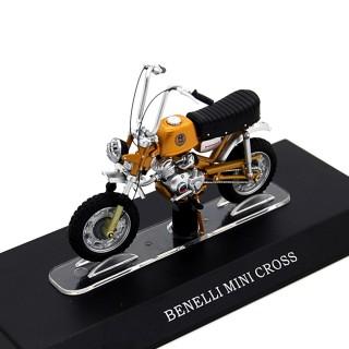 Benelli Mini Cross ciclomotore 1:18
