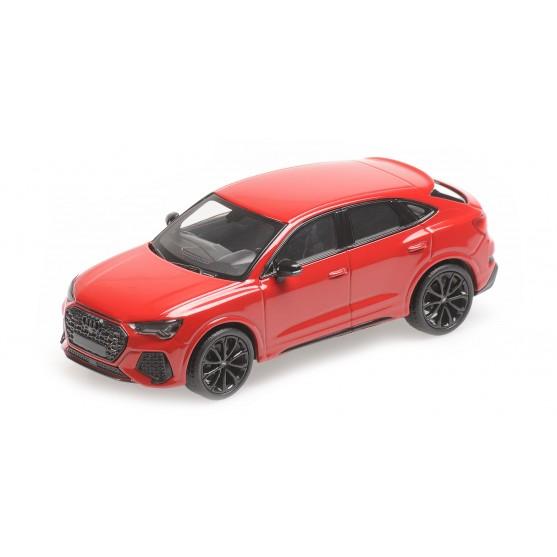 Audi RS Q3 Sportback 2019 Red Tangorot Metallic 1:43