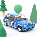 "Renault Supercinq GT Turbo ""Tour de Corse 1990"" Cirindini/Balesi 1:18"
