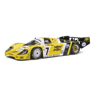 Porsche 956B New-Man Joest Racing  Winner 24h LeMans 1984 Henri Pescarolo, Klaus Ludwig, Stefan Johansson 1:18