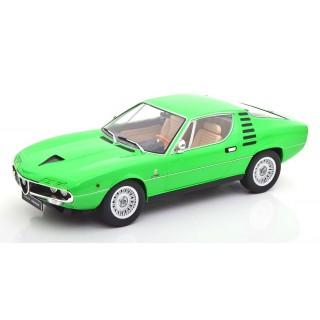 Alfa Romeo Montreal 1970 Green 1:18