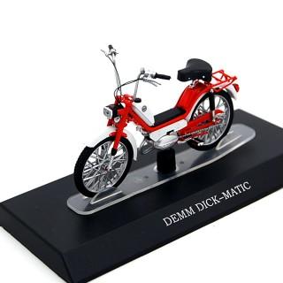 Demm Dick-Matic ciclomotore 1:18