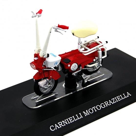 Carnielli Motograziella ciclomotore 1:18