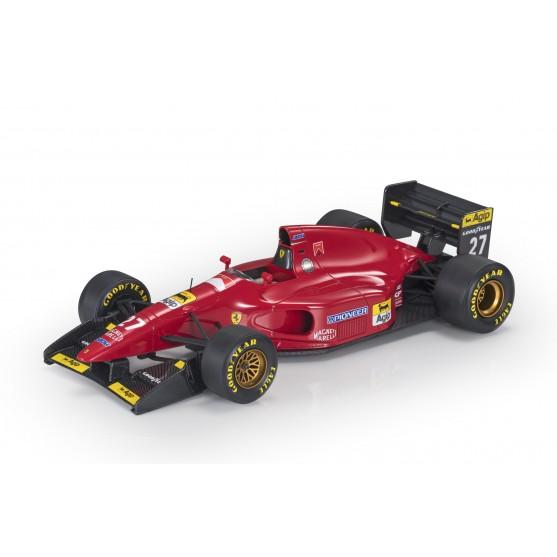 Ferrari 412 T1 F1 1994 Jean Alesi 1:18