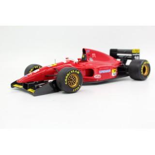 Ferrari 412 T1 F1 1994 Gerard Berger 1:18