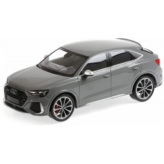Audi RS Q3 2019 Grey Metallic 1:18