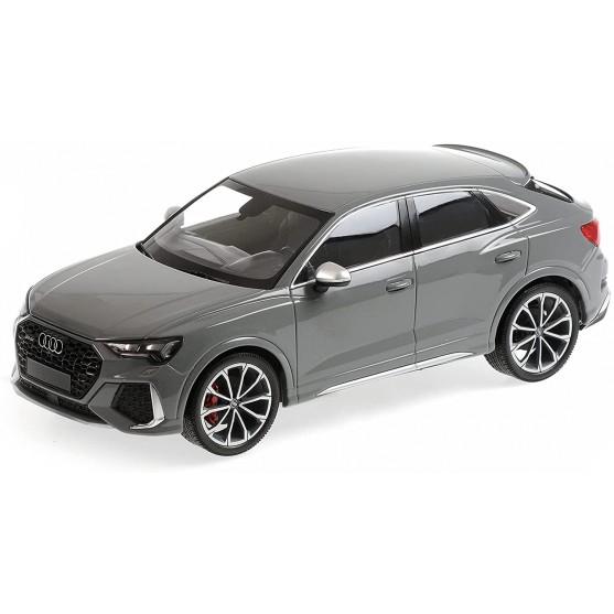 Audi RS Q3 2019 Grey Metallic 1:18