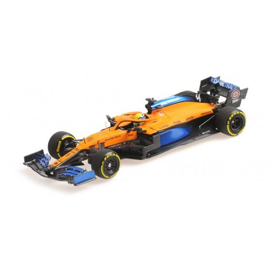 McLaren Renault MCL35 F1 2020 Lando Norris 1:43
