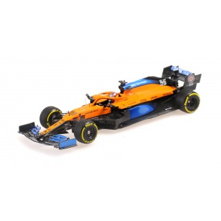 McLaren Renault MCL35 F1 2020 Carlos Sainz 1:43
