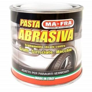 PASTA ABRASIVA trattamento paraurti carrozzeria auto moto MA-FRA 200 ml
