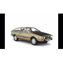 Alfa Romeo Alfetta GTV 2000 Turbodelta 1979 Gold Metallic 1:18