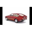 Alfa Romeo Alfetta GTV 2000 Turbodelta 1979 Red 1:18