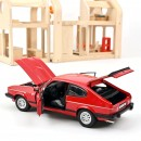 Ford Capri 2.8I Injection 1983 Red 1:18